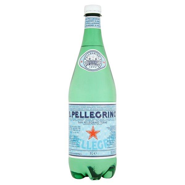 Woda San Pellegrino naturalna mineralna gazowana