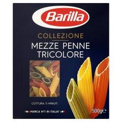 Makaron Barilla Mezze Penne Tricolore