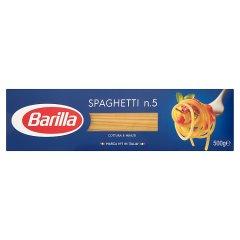 Makaron Barilla Spaghetti no5