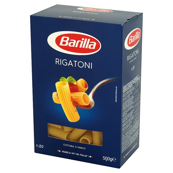 Makaron Barilla Rigatoni