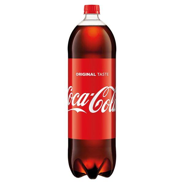 Coca-Cola butelka 2,25l