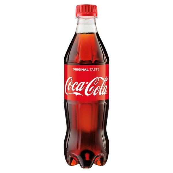 Coca-Cola butelka 0,5l