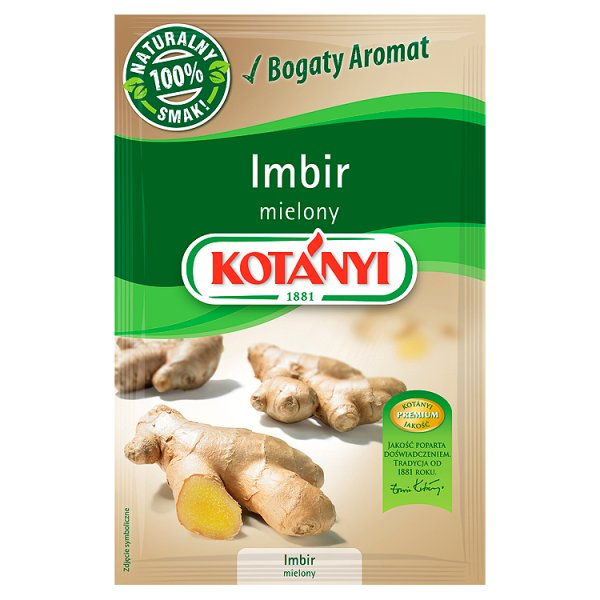 Imbir mielony Kotanyi