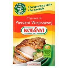 Mieszanka Kotanyi do pieczeni wieprzowej