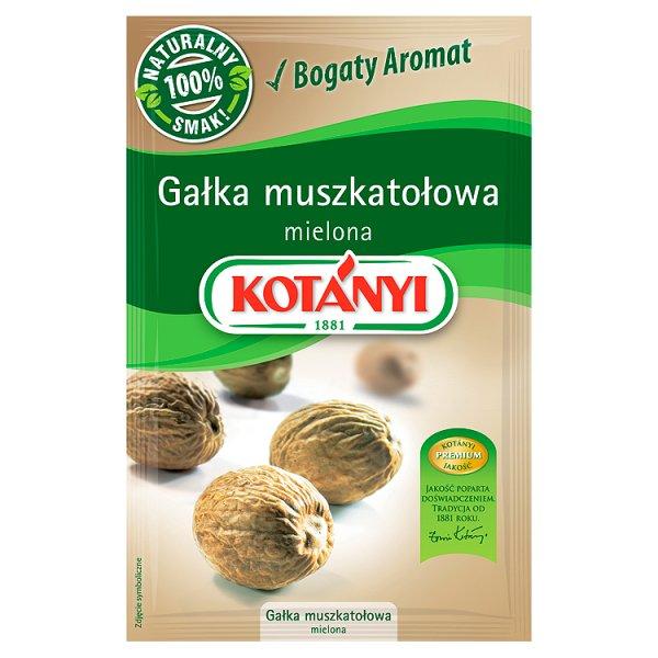 Przyprawa Kotanyi gałka muszkatołowa mielona