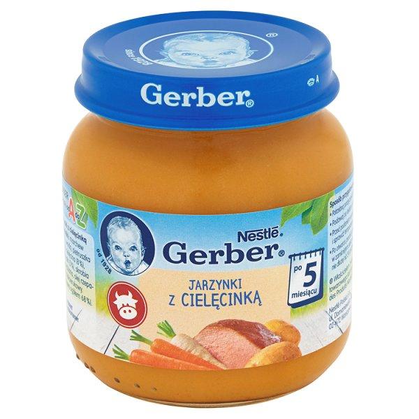 Danie Gerber  jarzynki z cielęciną