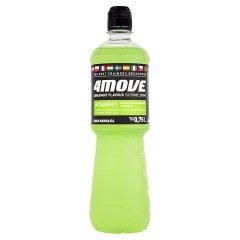 4Move Napój izotoniczny niegazowany o smaku limonka-mięta 0,75 l