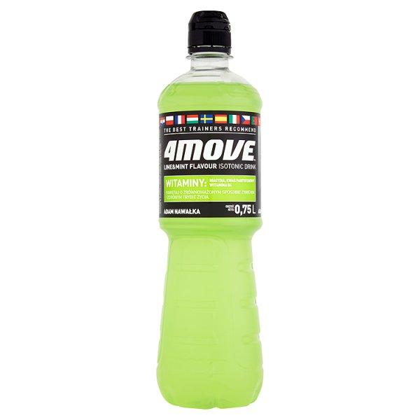 4Move Mint & Lime napój izotoniczny