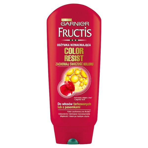 Odżywka Garnier Fructis Color Resist