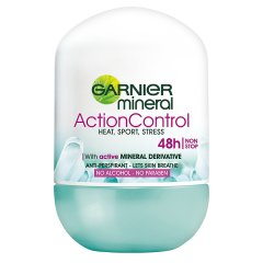 Dezodorant Garnier Mineral Action Control roll-on