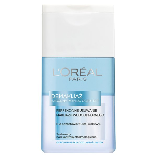 L'oreal ideal płyn do demakijazu dwufazowy