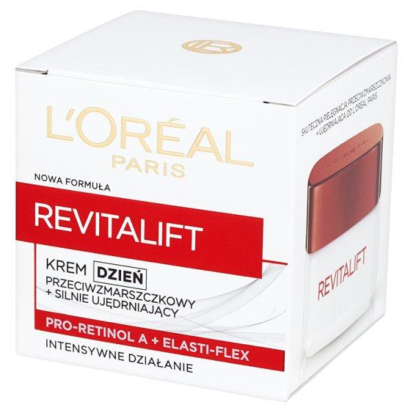 Krem L'oreal Revitalift na dzień