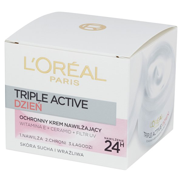 Dermo expertise tripple active krem