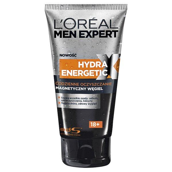 Żel do mycia twarzy Men Expert X-treme Oczyszczanie