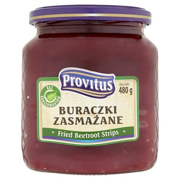 Provitus Buraczki zasmażane 480 g
