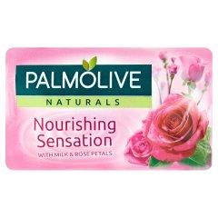 Mydło Palmolive mleko & róża