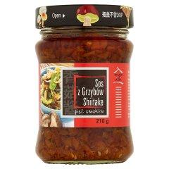 Sos z grzybów shiitake pięć smaków 210g