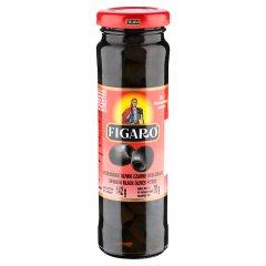 Oliwki Figaro czarne drylowane