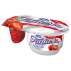Fantasia mus jogurtowy z truskawkami