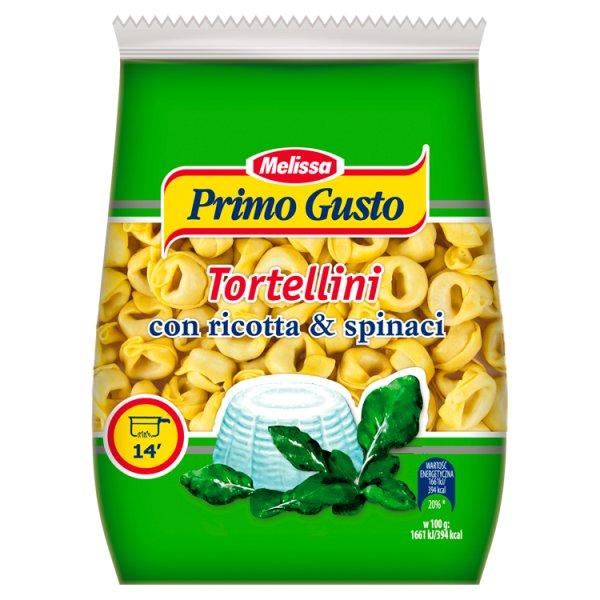 Tortellini Melissa Primo Gusto ricotta & spinaci