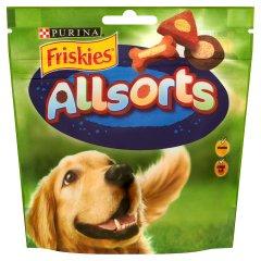 Friskies Allsorts uzupełniająca karma dla dorosły