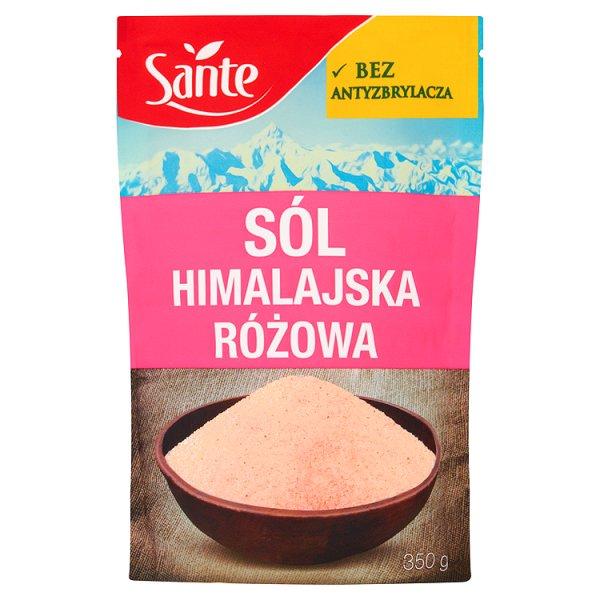 Sól Sante himalajska różowa