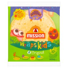 Wraps original 6+2 gratis