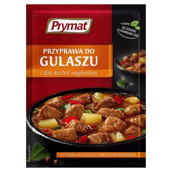 Prymat Przyprawa do gulaszu i dań kuchni węgierskiej 20 g
