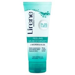 Peeling Lirene beauty care gruboziarnisty