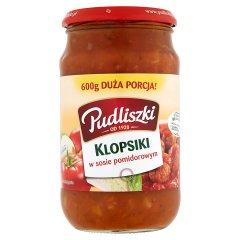 Danie Pudliszki klopsiki w Sosie pomidorowym