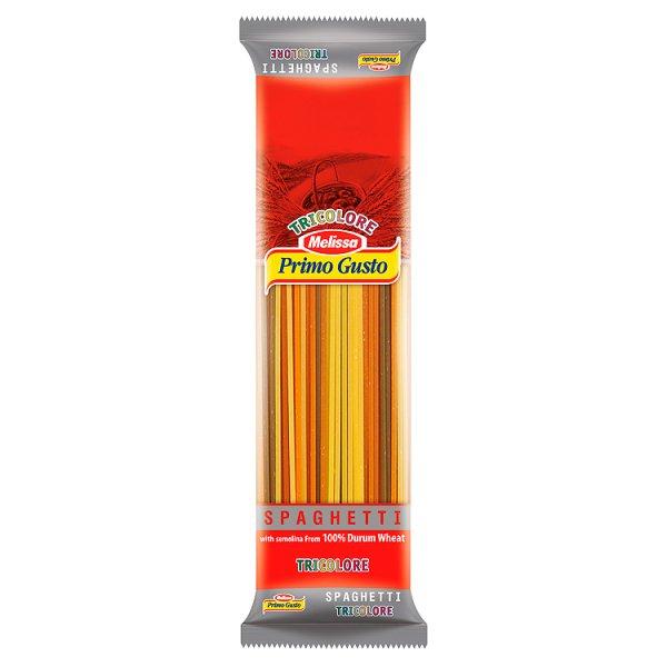Spaghetti Tricolor Primo Gusto