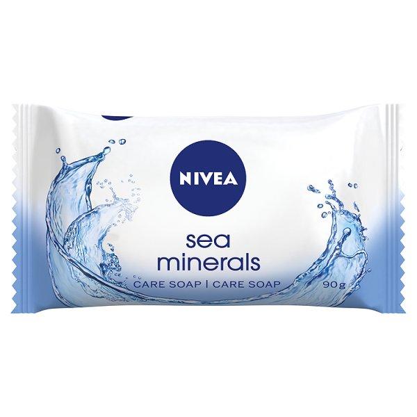 Mydło Nivea morskie minerały