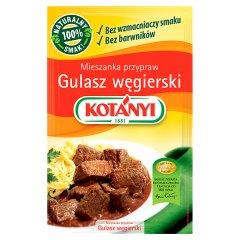 Mieszanka przypraw Kotanyi do gulaszu