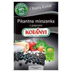 Przyprawa Kotanyi pikantna mieszanka pieprzów