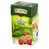 Herbata Big-Active zielona z owocem maliny