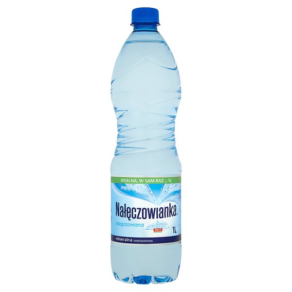 Nałęczowianka Woda mineralna niegazowana 1 l