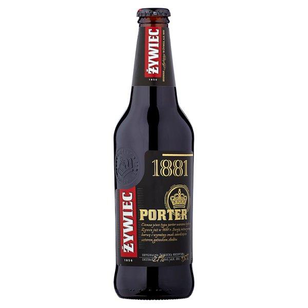 Piwo Żywiec porter