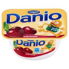 Danone Danio Serek homogenizowany wiśniowy 140 g