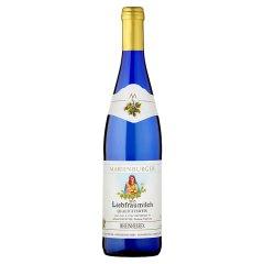 Liebfraumilch Marienburger Wino białe półsłodkie niemieckie 75 cl