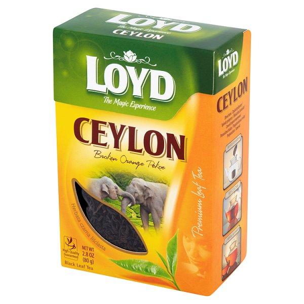 Herbata Loyd Tea Ceylon