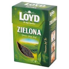 Herbata Loyd Tea zielona liść
