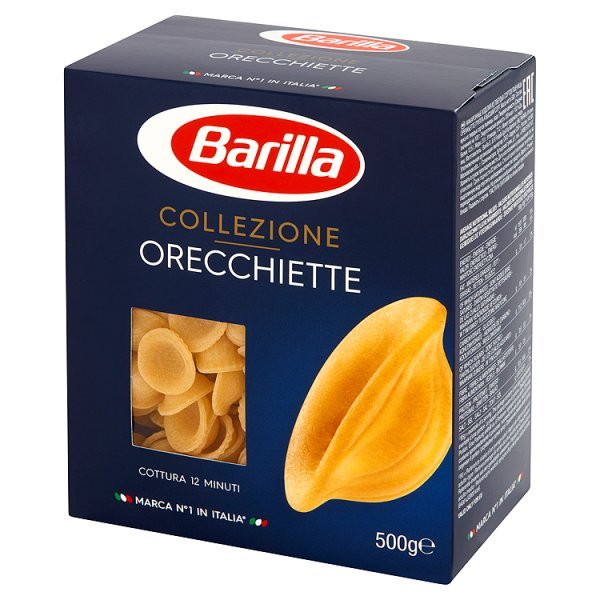 Makaron Barilla Collezione Orecchiette Pugliesi