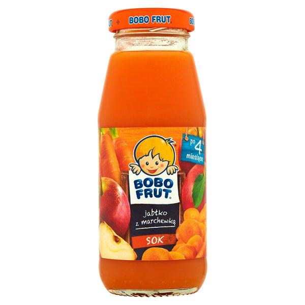 Sok Bobo Frut  jabłko, marchew