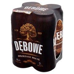 Piwo Dębowe mocne