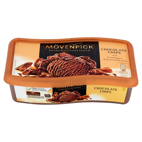 Mövenpick Chocolate Chips