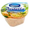 Pasta Pastella Lisner z żółtym serem i bazylią