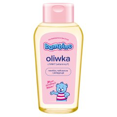 Bambino Oliwka z witaminą F 150 ml