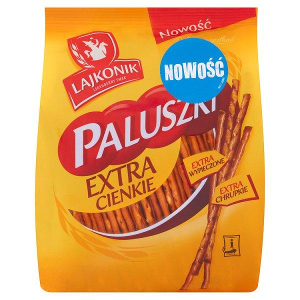 Paluszki lajkonik extra cienkie z solą