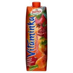 Sok Hortex Vitaminka marchew-jabłko-acerola-granat