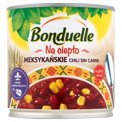 Fasola Bonduelle po Meksykańsku